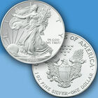 The Complete 30 Year Uncirculated American Eagle Silver Dollar Colle SEG 1