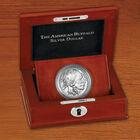 The American Buffalo Silver Dollar BCD 1