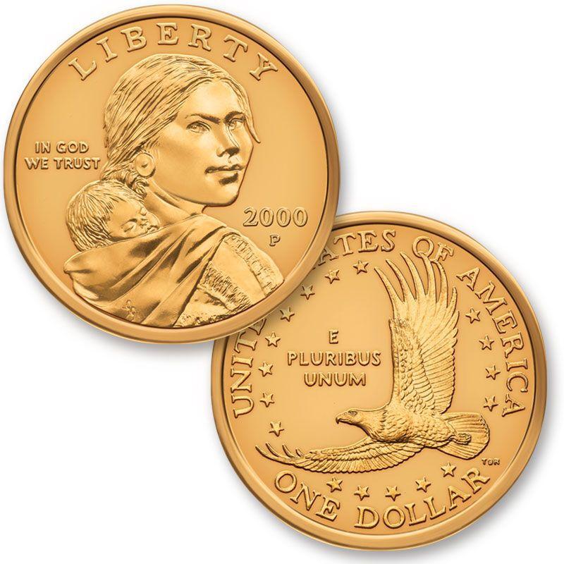 The Rarest Sacagawea Dollar