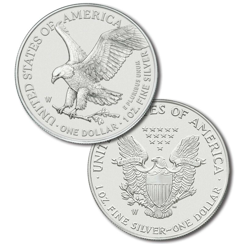 american eagle silver dollar change design collection EBP b Coins