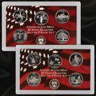 Silver Proof Statehood Quarters Sets QPS 3