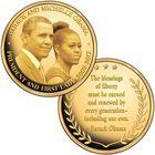 The Barack and Michelle Obama Tribute Folio OFF 1
