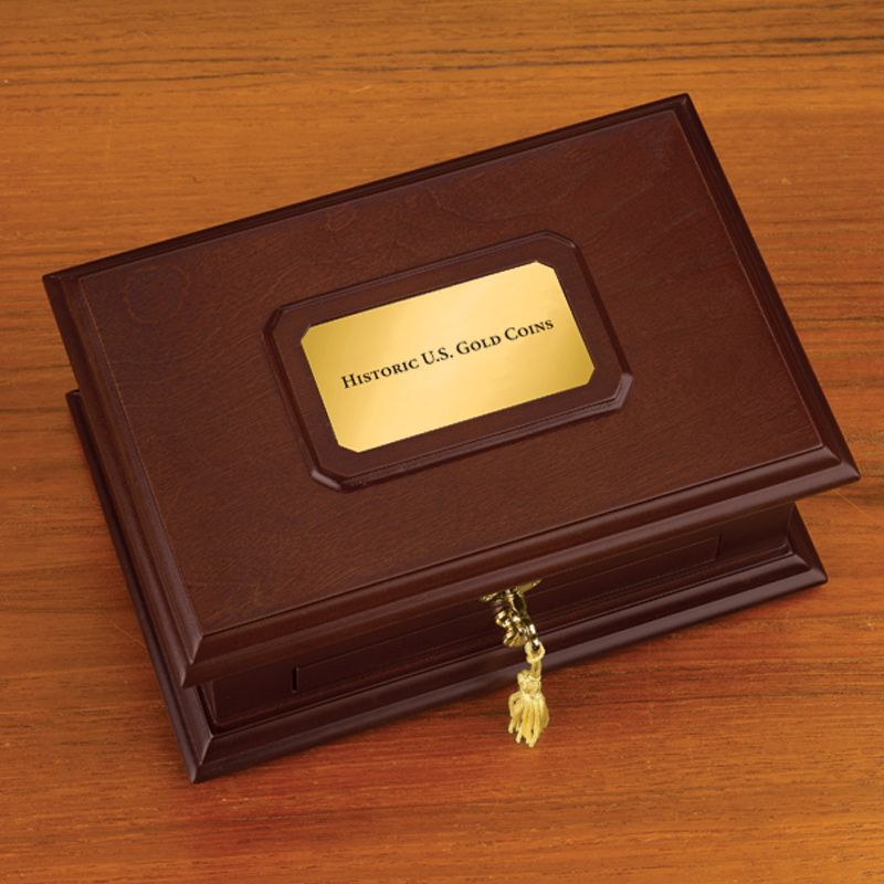 Historic US Gold Coins GLS 3
