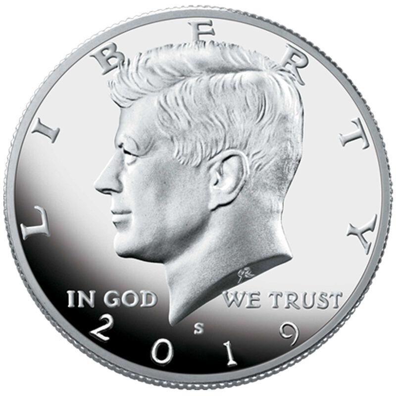 john f kennedy silver proof half dollars KSP c Coin