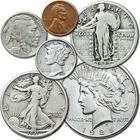 A Century of US Coinage TCT 1