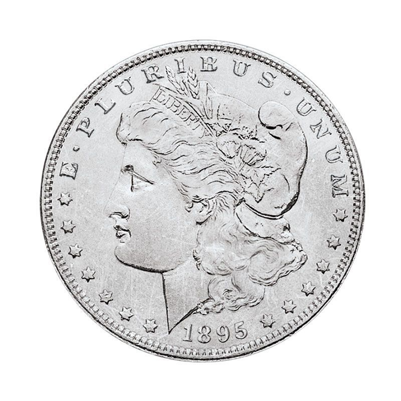 The Ultimate Morgan Silver Dollar Collection MDU 3