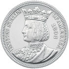 americas first commemorative silver quarter ISQ a Main