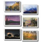 the us national parks stamp collection NPS C Stamps