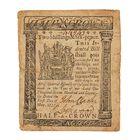 Americas Earliest Paper Currency CNT 2