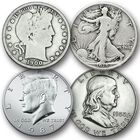 A Century of US Half Dollars HDA 1