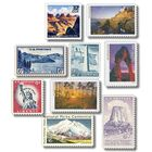 the us national parks stamp collection NPS A Main