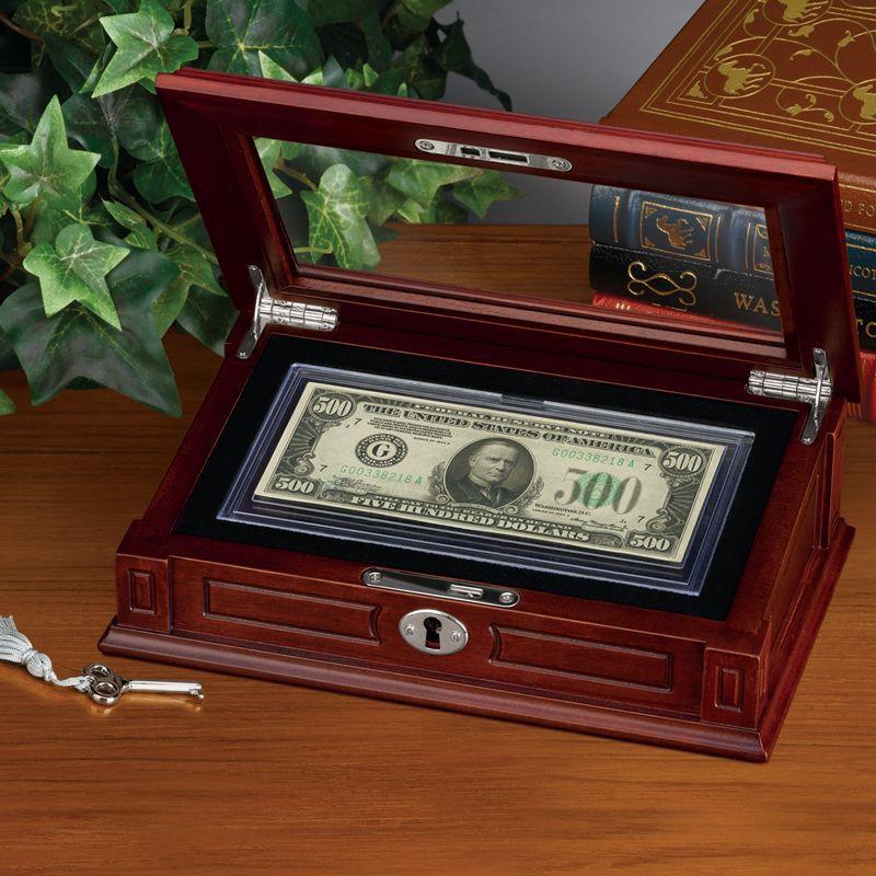 The Last US 500 Bill L5N 2