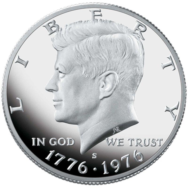 john f kennedy silver proof half dollars KSP b Coin