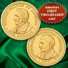 Historic US One Dollar Gold Coins GCM 1