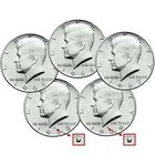 The John F Kennedy Uncirculated Silver Half Dollar Collection CKH 2