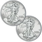 The Choice Uncirculated Walking Liberty Half Dollar Collection WCU 1