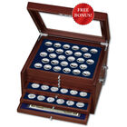 The Complete Collection of US Statehood Quarters Anniversary Edition SQA 5
