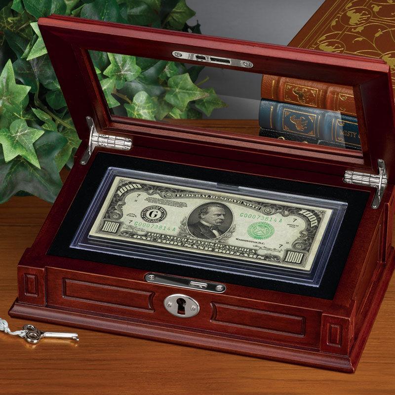 The Last US 1000 Bill L1N 3