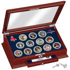 The 2018 Boston Red Sox World Series Champions Commemorative Coin Collection W18 10