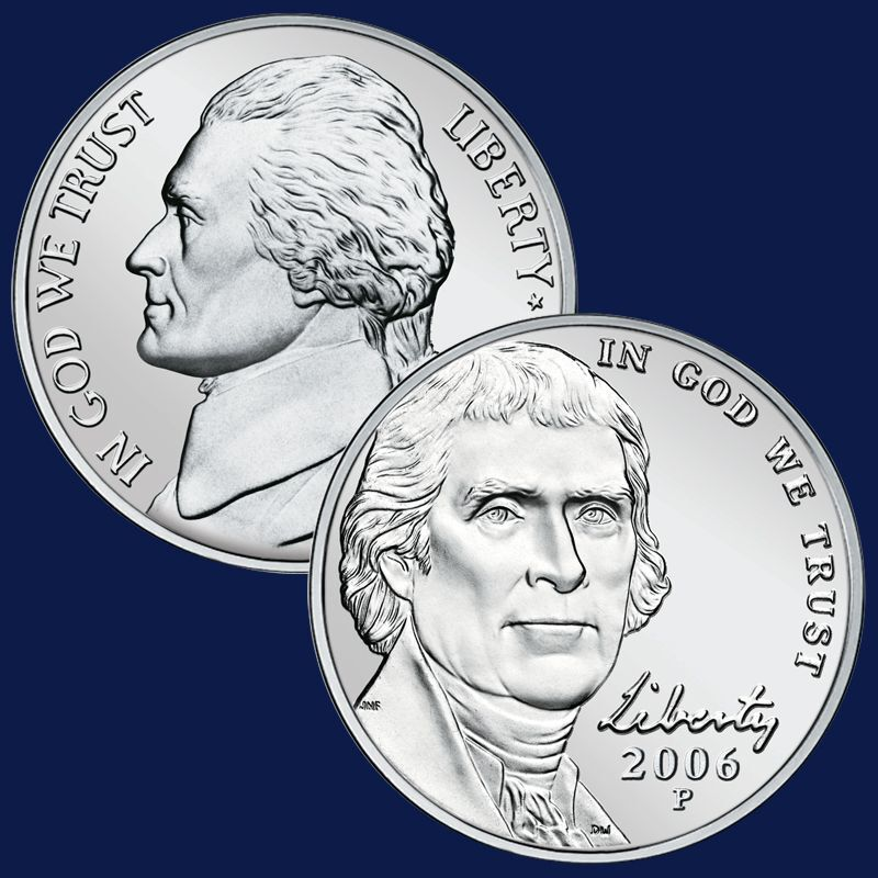 The Jefferson Coin and Stamp Collection JNC 3
