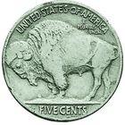 US Buffalo Nickels Collector Panels BN2 4