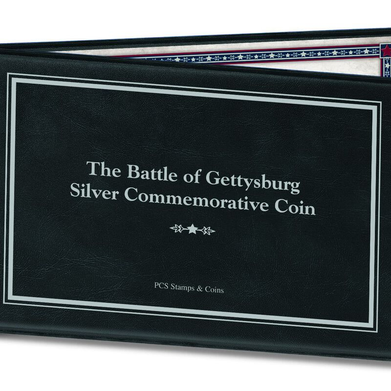 The Battle Of Gettysburg Silver Commemorative Coin GSH 2