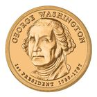 The United States Presidents Coin Collection PCP 1