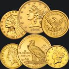 Historic US Gold Coins GLS 1