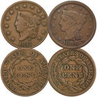 The Last Large US One Cent Coins LOC 2