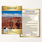 US National Parks State Quarters Deluxe Edition AQU 3
