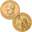 The John F Kennedy Centennial Uncirculated Half Dollar Collection KHA 4