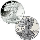 The San Francisco American Eagle Silver Dollar Proof Set ESP 1