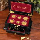 The San Francisco Mint US Gold Coin Collection GSO 1