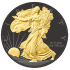 Visions of Liberty American Eagle Silver Dollars SE6 1