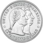 america's first commemorative silver dollar FLD a Main