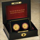 The Last 250 and 500 Circulating Gold Coins GIC 2