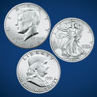 The Uncirculated US Silver Half Dollar Collection SHU 1