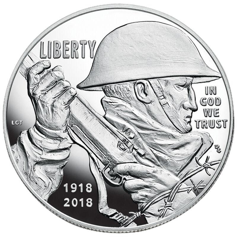 The World War I 100th Anniversary Commemorative WWA 2
