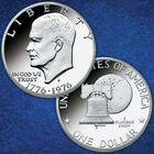 The Complete Collection of Silver Eisenhower Dollars IKS 1