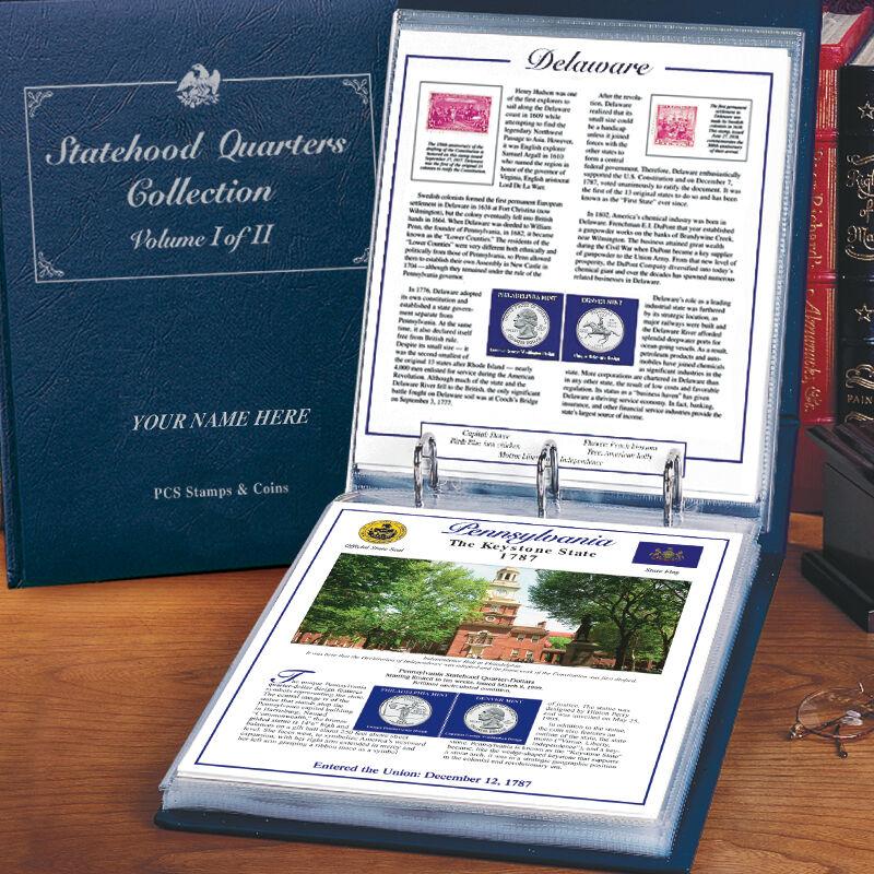 Statehood Quarters STQ 1