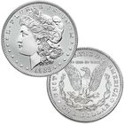 The Uncirculated Morgan Silver Dollars Collection MUC 3