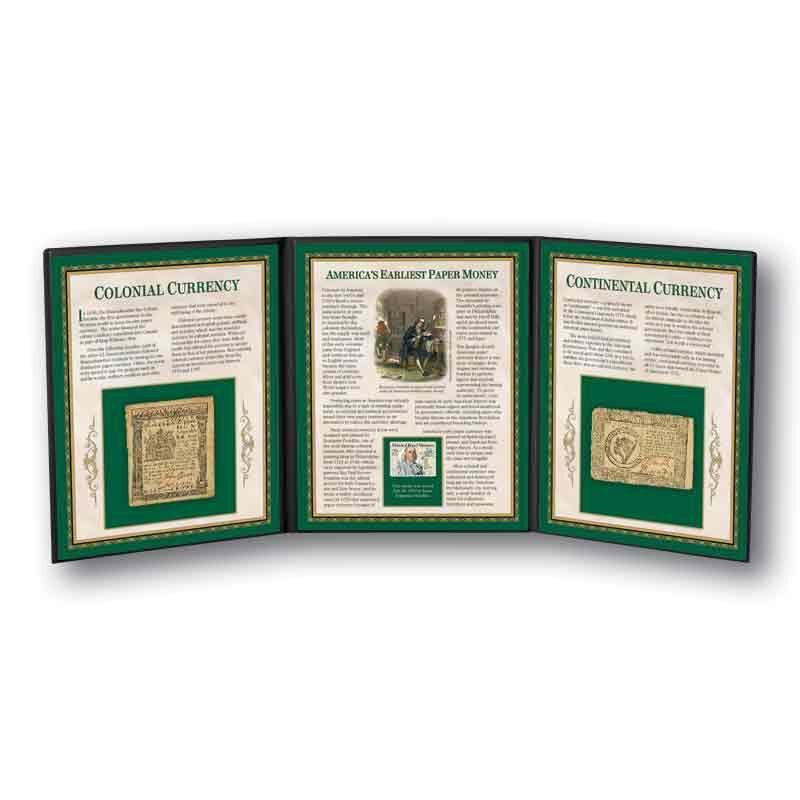 Americas Earliest Paper Currency CNT 1