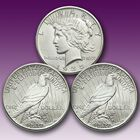 The Only San Francisco Mint Four Ray Silver Dollar PFR 1