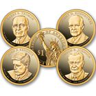 2015 First Strike Proof Presidential Dollar Coins PFS 1