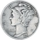 The Complete Collection of Silver Mercury Dimes MRC 2