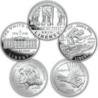 complete west point commemorative silver dollars WPC a Main