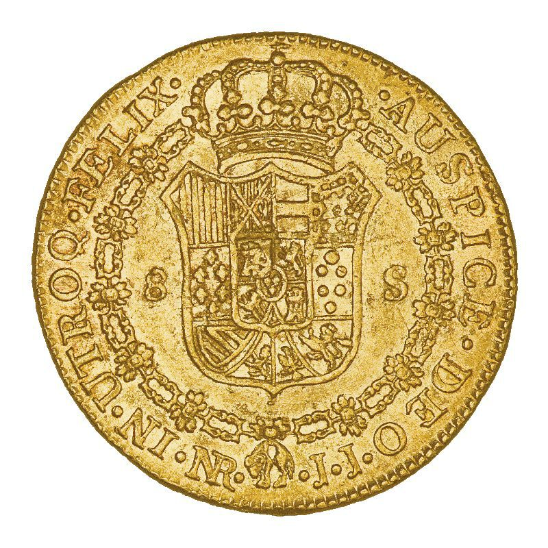 Americas First Gold Coin GE8 2