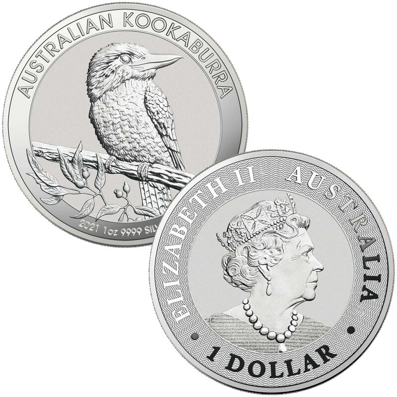 2021 early issue australian silver dollar set A21 b Coins