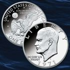 The Complete Collection of Eisenhower Dollar Coins IDS 1