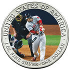 The 2018 Boston Red Sox World Series Champions Commemorative Coin Collection W18 7